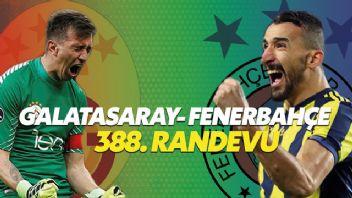 Galatasaray-Fenerbahçe derbisini canlı veren kanallar derbi saat kaçta?