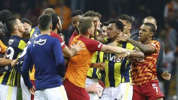 Galatasaray'dan olaylı derbi sonrası paylaşımı