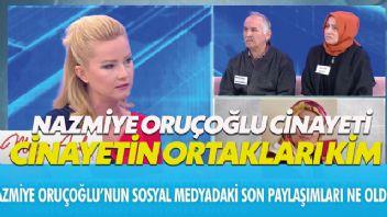 Müge Anlı ile Tatlı Sert 5 Kasım! Nazmiye Oruçoğlu cinayetinde flaş gelişme