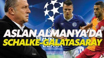 Schalke-Galatasaray Şampiyonlar Ligi maçı hangi kanalda saat kaçta CANLI yayın