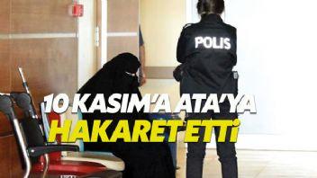 Edirne'de 'Atatürk Batı'nın kanunlarını getirdi' diye bağıran öğrenci tutuklandı