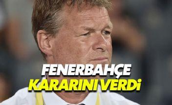 Fenerbahçe'de takım sezon sonuna kadar Koeman'a emanet