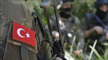Şırnak'ta patlama 1 asker şehit oldu, 4 asker yaralandı