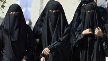 Suudi Kadınlardan 'ABAYE' Protestosu