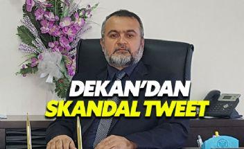 Dekandan skandal tweet: Ev hanımı olmak bakan olmaktan elzemdir