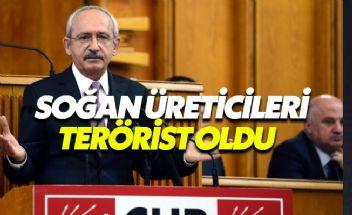 Kılıçdaroğlu: Soğan üreticileri terörist oldu