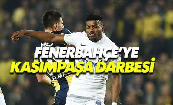 Fenerbahçe 15'inci sıradaki yerini korudu