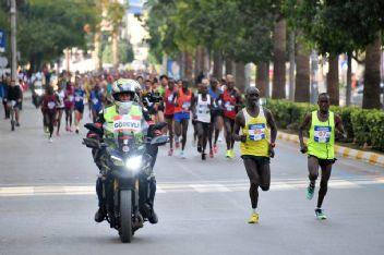 Maraton denince artık Mersin hatırlanacak
