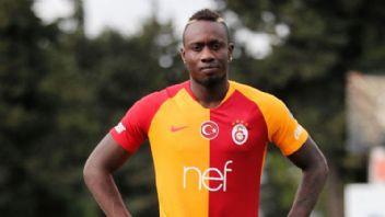 Diagne Trabzonspor maçında sahada