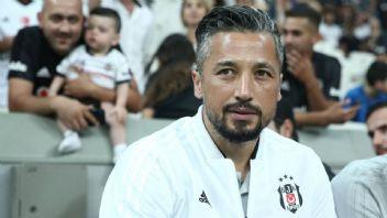 İlhan Mansız'dan Beşiktaş'a veda!