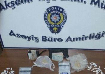 Uyuşturucu ticareti yapan baba kız tutuklandı