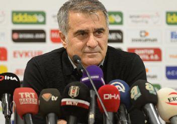Şenol Güneş: Halen Beşiktaş'tayım!