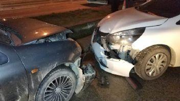 Samsun'da zincirleme kaza: 5 yaralı