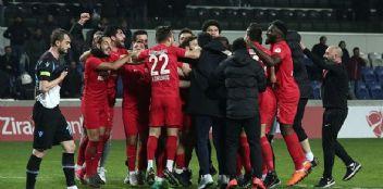 Ümraniyespor'un son kurbanı Trabzonspor