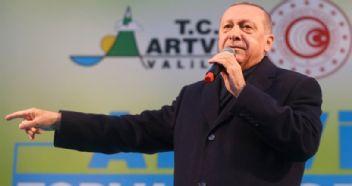 Cumhurbaşkanı Erdoğan HDP'li vekillere sert eleştiri