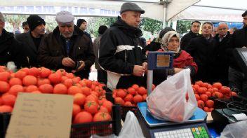 Gaziantep'te tanzim satışlara yoğun ilgi
