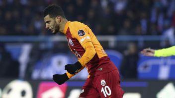 Galatasaray'da Belhanda fırtınası