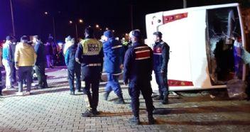 Malum kazanın şoförleri tutuklandı