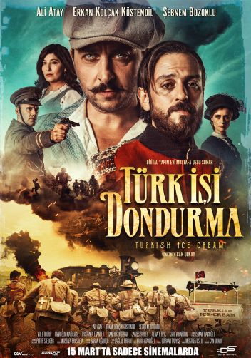 'Turkish'i Dondurma' 15 Mart'ta sinemalarda