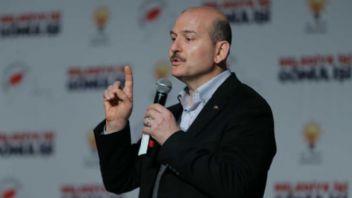 Süleyman Soylu: Akşener ihanet etti