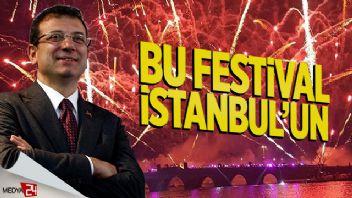Ekrem İmamoğlu: Bu festival İstanbul'un