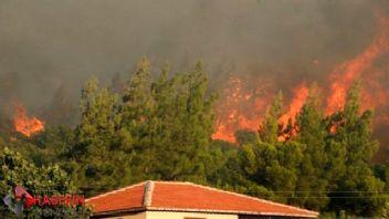 Yukarı Orhanlı Köyü boşaltıldı
