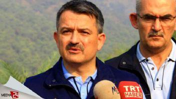 İzmir orman yangını kontrol altında