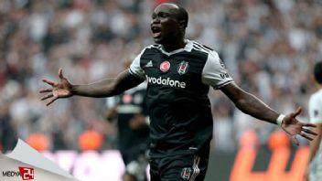 Beşiktaş Aboubakar'dan vazgeçti