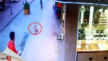 4. kattan düşen 2,5 yaşındaki Suriyeli çocuk ağır yaralı