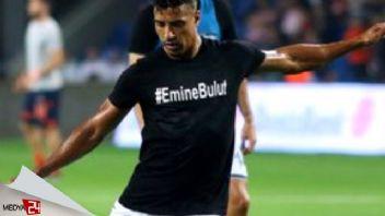 Fenerbahçe Emine Bulut'u unutmadı
