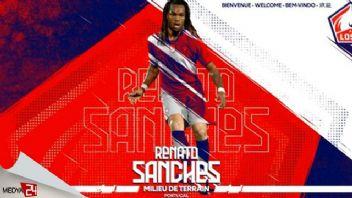 Renato Sanches Lille'de