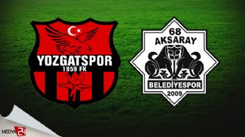 Yozgatspor Aksaray Belediyespor A Spor Canlı izle