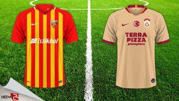 Kayserispor Galatasaray 2-3 Geniş Özet izle beIN SPORTS
