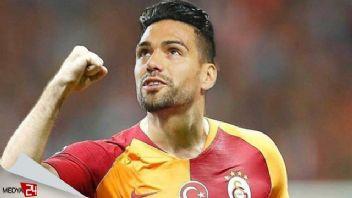 Falcao Galatasaray'a geldi mi?