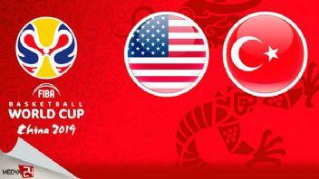 Türkiye ABD basketbol maçı canlı izle NTV
