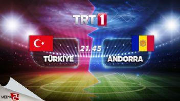 Türkiye Andorra TRT 1 Canlı izle Donmadan Kesintisiz