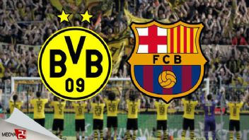 Borussia Dortmund Barcelona şifresiz canlı izle beIN SPORTS 2 Justin TV Taraftarium Jestyayın