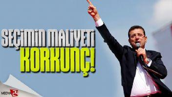 Yenilenen İstanbul seçiminin maliyeti 40 milyon lira
