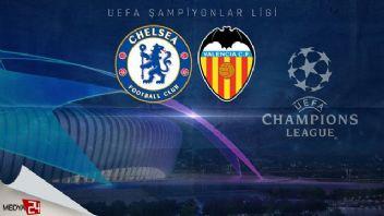 Chelsea Valencia maç özeti izle 0-1