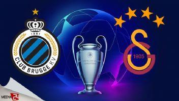 Club Brugge Galatasaray şifresiz canlı izle Taraftarium CBC Sport