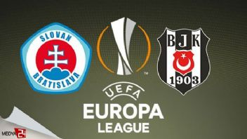 Slovan Bratislava Beşiktaş şifresiz canlı izle Justin TV Jestyayın Taraftarium Netspor