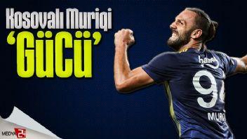 Muriqi'den Fenerbahçe'ye hayat: 2-1