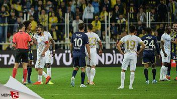 Fenerbahçe Ankaragücü maçında kural hatası var mı?