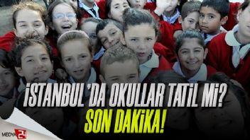 İstanbul Silivri yarın 25 Eylül Çarşamba okullar tatil mi?