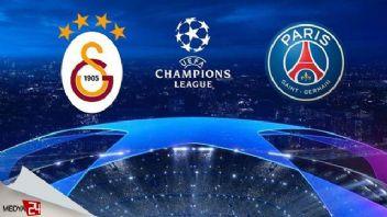 Galatasaray PSG şifresiz veren kanallar GS PSG CBC Sport canlı izle
