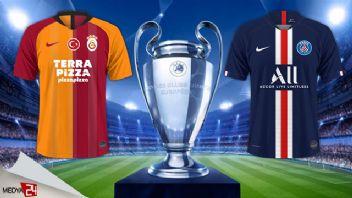 Galatasaray PSG Geniş Özet izle Şampiyonlar Ligi