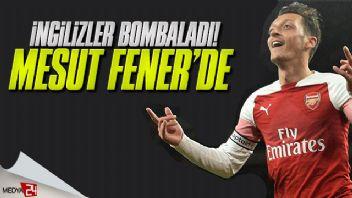 Mesut Özil Fenerbahçe'de iddiası
