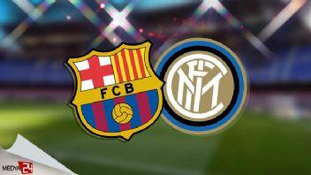 Barcelona Inter şifresiz canlı maç izle CBC Sport
