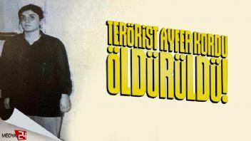 Kırmızı kategorideki terörist Ayfer Kordu öldürüldü!