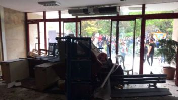 Cebeci Kampüsü'nde palalı kavga: 3 öğrenci yaralı